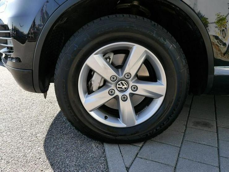 Bild 3: VW Touareg 3.0 V6 TDI DPF 4MOTION TIPTRONIC * AHK * LEDER * WINTERPAKET * NAVI * XENON * SHZG VORN &