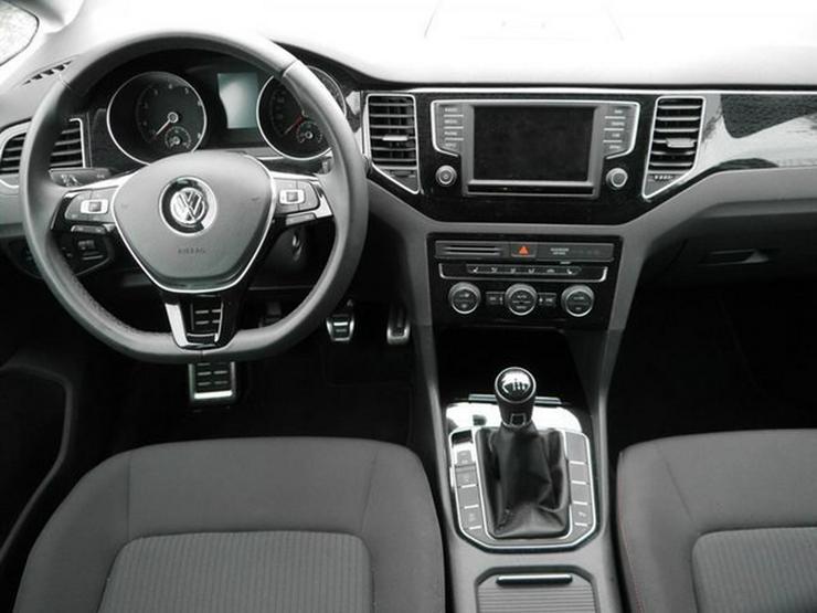 Bild 6: VW Golf Sportsvan 1.4 TSI SOUND * BMT * ACC * NAVI * 5 JAHRE GARANTIE * PDC * SHZG * TEMPOMAT
