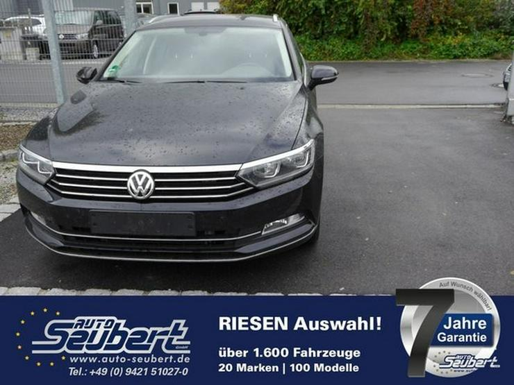 VW Passat Variant 2.0 TDI DPF HIGHLINE * BMT * LED-SCHEINWERFER * NAVI * PARK ASSIST * SHZG