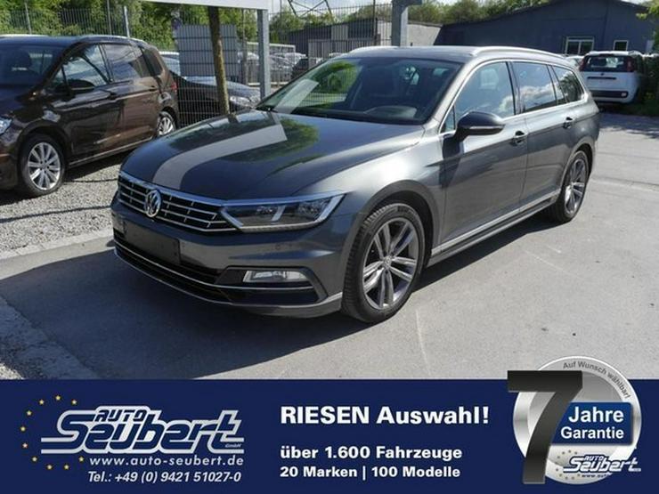 VW Passat Variant 2.0 TDI DPF DSG SCR HIGHLINE * BMT * R-LINE EXTERIEUR * BUSINESS PREMIUM-PAKET * A