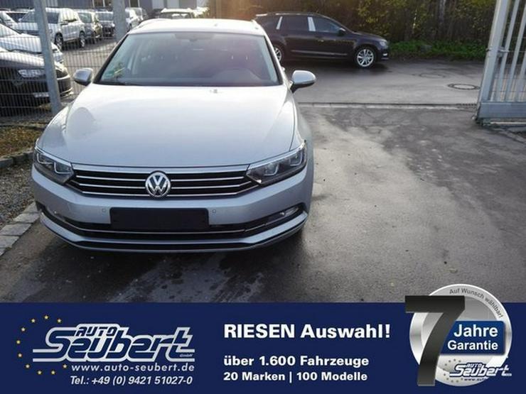 VW Passat Variant 2.0 TDI DPF COMFORTLINE * BMT * BUSINESS PREMIUM-PAKET * ACC * LED * NAVI