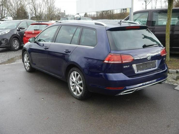 Bild 2: VW Golf Variant VII 1.4 TSI HIGHLINE * BMT * BUSINESS PREMIUM-PAKET * ACC * LED * NAVI * PDC