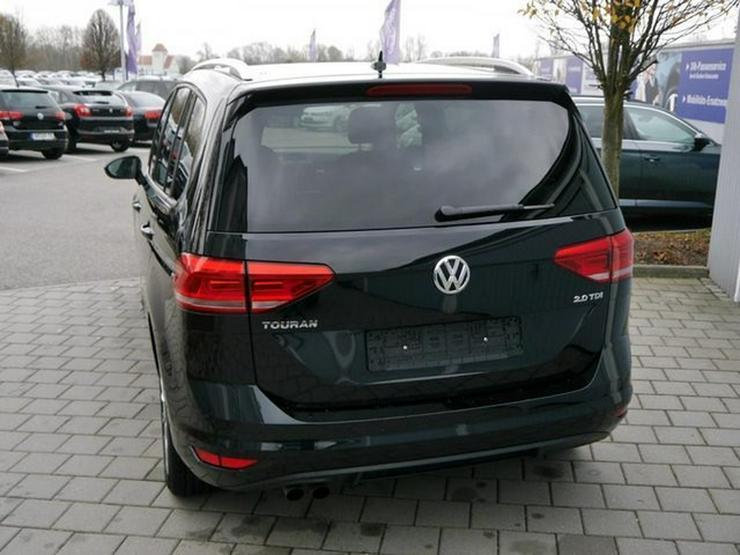 Bild 2: VW Touran 2.0 TDI DPF SCR SOUND * BMT * ACC * NAVI * PARK ASSIST * SHZG * TEMPOMAT * 17 ZOLL