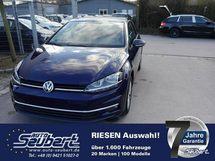 VW Golf VII 1.4 TSI COMFORTLINE * BMT * BUSINESS-PAKET * NAVI * PDC * SHZG * KLIMAAUTOMATIK - Golf - Bild 1