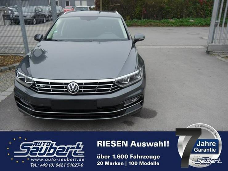 VW Passat Variant 2.0 TDI DPF SCR HIGHLINE * BMT * R-LINE EXTERIEUR * BUSINESS PREMIUM-PAKET * 18 ZO - Passat - Bild 1