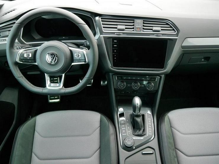 Bild 6: VW Tiguan 1.4 TSI DSG 4MOTION HIGHLINE * R-LINE * BMT * AHK * NAVI DISCOVER PRO * 19 ZOLL