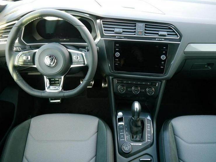 Bild 6: VW Tiguan 2.0 TDI DPF DSG SCR 4MOTION HIGHLINE * R-LINE * BMT * NAVI * LED-SCHEINWERFER