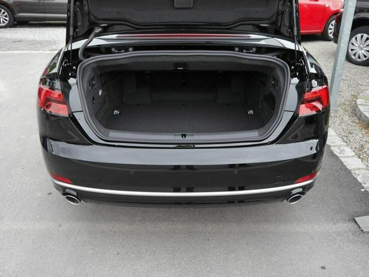 Bild 5: AUDI A5 Cabrio 2.0 TFSI SPORT * S-LINE * QUATTRO * S-TRONIC * 19 ZOLL * LED-SCHEINWERFER * NAVI