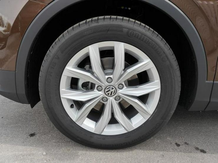 Bild 3: VW Tiguan 2.0 TDI DPF HIGHLINE * BMT * EASY OPEN-PAKET * NAVI * LED-SCHEINWERFER * RÜCKFAHRKAMERA