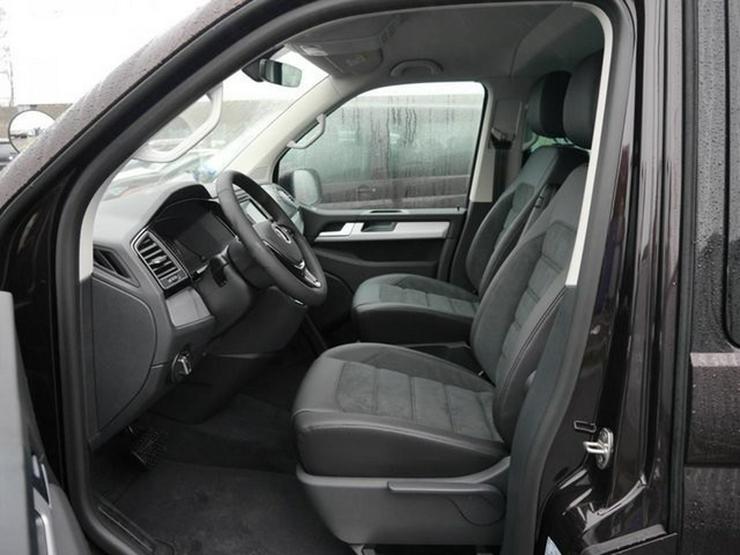 Bild 3: VW T6 Multivan 2.0 TDI DPF DSG HIGHLINE * BMT * NAVI * PDC * SHZG * LEDER/ALCANTARA * 7-SITZER