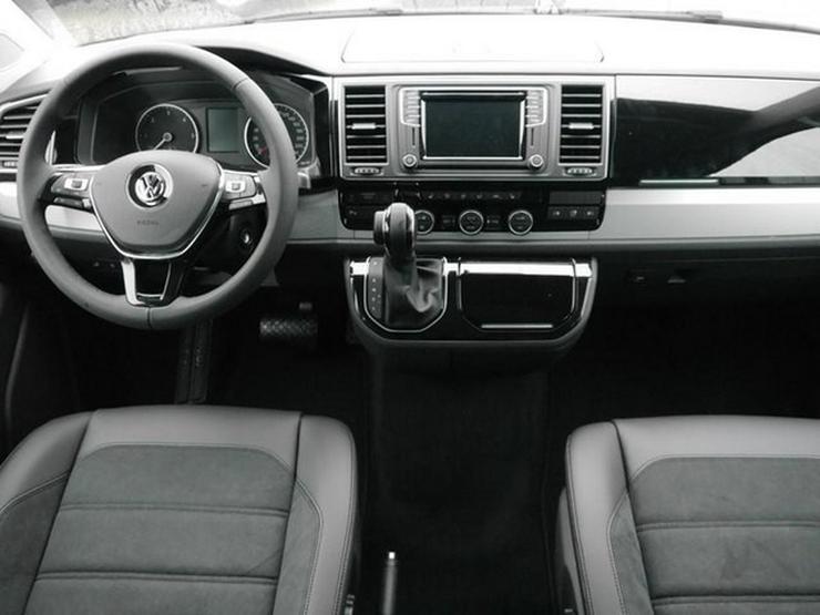 Bild 5: VW T6 Multivan 2.0 TDI DPF DSG HIGHLINE * BMT * NAVI * PDC * SHZG * LEDER/ALCANTARA * 7-SITZER