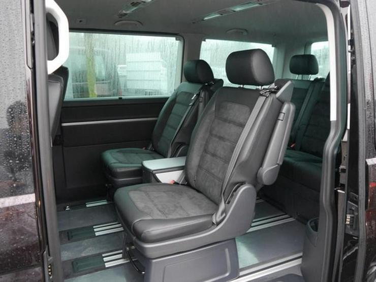 Bild 6: VW T6 Multivan 2.0 TDI DPF DSG HIGHLINE * BMT * NAVI * PDC * SHZG * LEDER/ALCANTARA * 7-SITZER