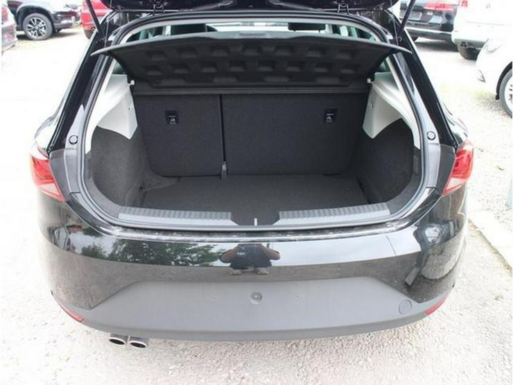 Bild 5: SEAT Leon 2.0 TDI DPF DSG FR * START&STOP * PARKTRONIC * SITZHEIZUNG * TEMPOMAT * TEILLEDER