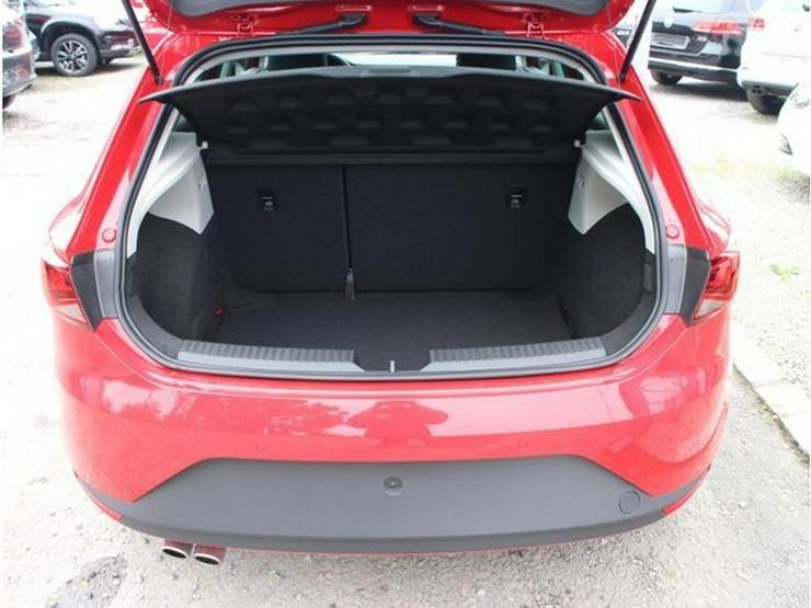 Bild 5: SEAT Leon 2.0 TDI DPF FR * START&STOP * VOLL-LED * PDC * SITZHEIZUNG * TEMPOMAT * TEILLEDER