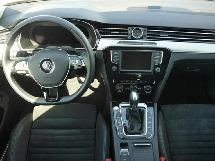 Bild 6: VW Passat Variant 2.0 TDI DPF DSG SCR HIGHLINE * BMT * R-LINE EXTERIEUR * BUSINESS PREMIUM-PAKET * A