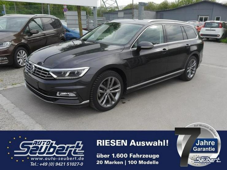 VW Passat Variant 2.0 TDI DPF DSG SCR HIGHLINE * R-LINE EXTERIEUR * BUSINESS PREMIUM-PAKET * ACC