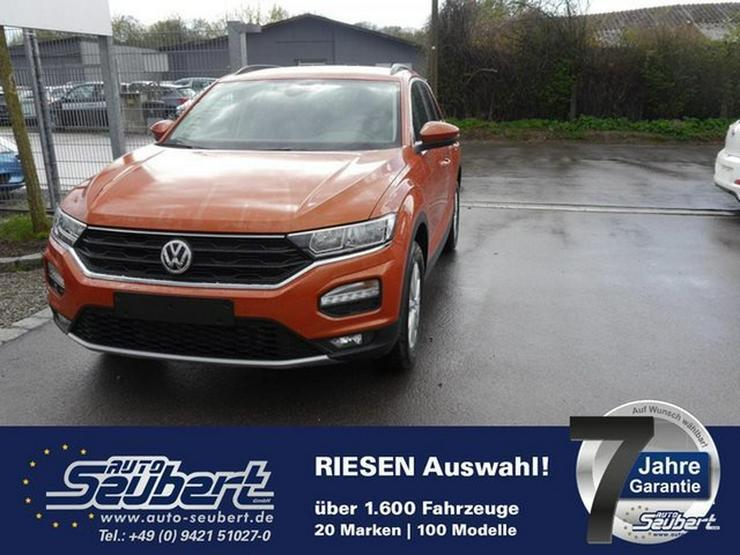 VW T-Roc 1.0 TSI DESIGN * ACC * WINTERPAKET * PDC * SITZHEIZUNG * TEMPOMAT * FRONT ASSIST