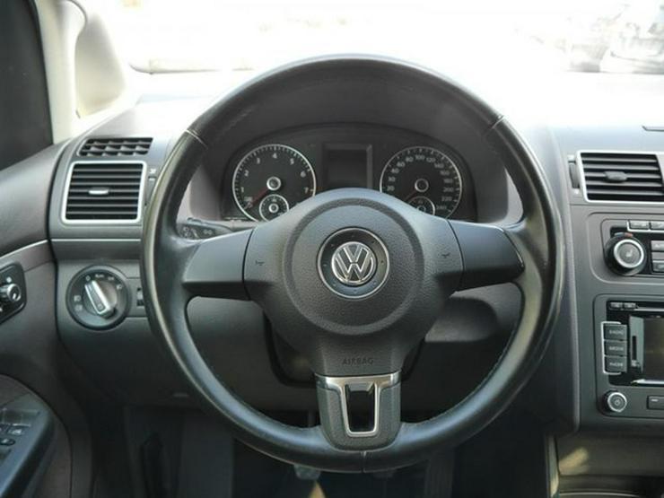 Bild 8: VW Touran 1.2 TSI COMFORTLINE * FAMILY-& WINTERPAKET * AHK * NAVI * PDC * SHZG * TEMPOMAT