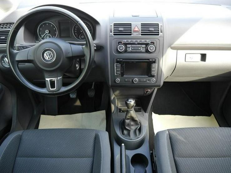 VW Touran 1.2 TSI COMFORTLINE * FAMILY-& WINTERPAKET * AHK * NAVI * PDC * SHZG * TEMPOMAT - Autos - Bild 6