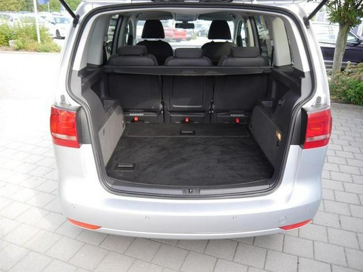VW Touran 1.2 TSI COMFORTLINE * FAMILY-& WINTERPAKET * AHK * NAVI * PDC * SHZG * TEMPOMAT - Autos - Bild 5