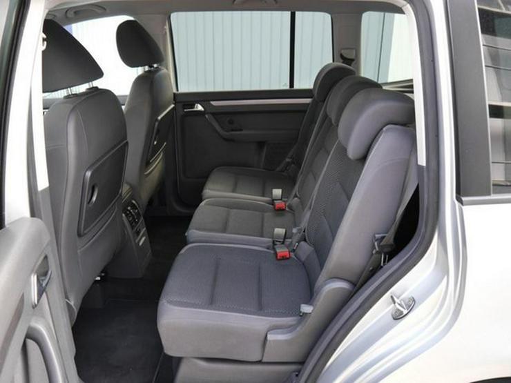 Bild 7: VW Touran 1.2 TSI COMFORTLINE * FAMILY-& WINTERPAKET * AHK * NAVI * PDC * SHZG * TEMPOMAT