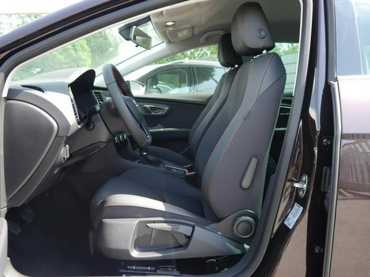 Bild 4: SEAT Leon ST 1.4 TSI FR * SOFORT * WINTERPAKET * SITZHEIZUNG * TEMPOMAT * TEILLEDER