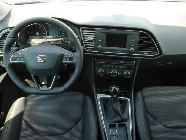 Bild 6: SEAT Leon ST 1.4 TSI FR * SOFORT * WINTERPAKET * SITZHEIZUNG * TEMPOMAT * TEILLEDER