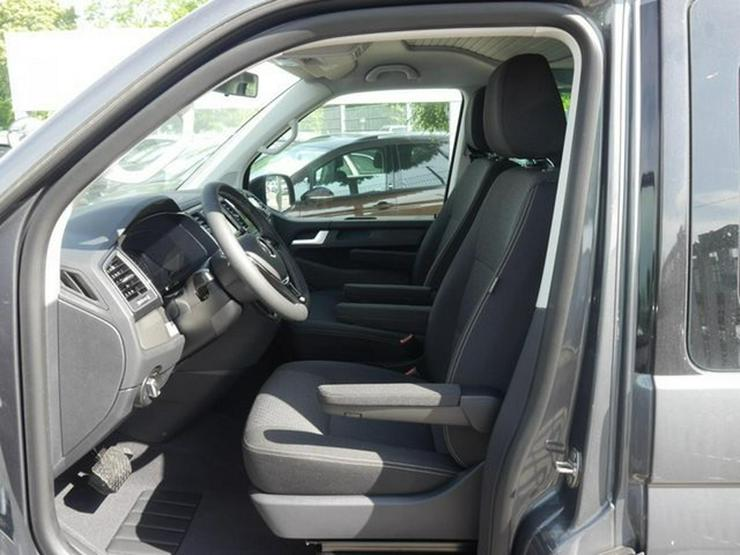 Bild 4: VW T6 California 2.0 TDI DPF DSG BEACH EDITION * AHK * STANDHEIZUNG * NAVI * LED-SCHEINWERFER