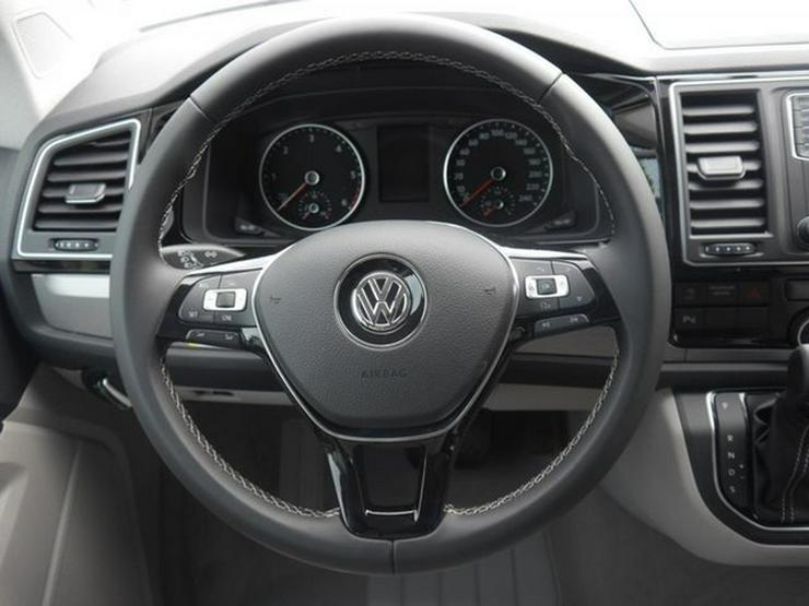 Bild 8: VW T6 California 2.0 TDI DPF DSG BEACH EDITION * AHK * STANDHEIZUNG * NAVI * LED-SCHEINWERFER
