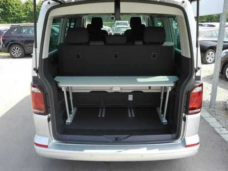 Bild 5: VW T6 California 2.0 TDI DPF DSG BEACH EDITION * AHK * STANDHEIZUNG * NAVI * LED-SCHEINWERFER