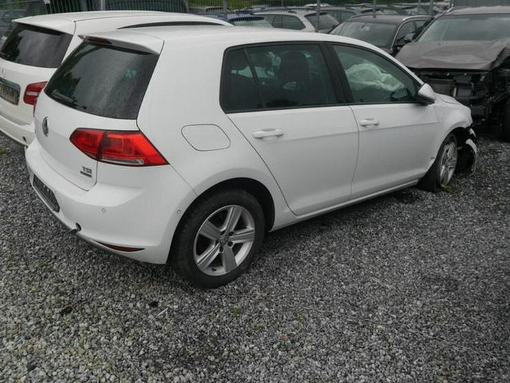 Bild 2: VW Golf VII 1.2 TSI COMFORTLINE * BMT * WINTERPAKET * PARK ASSIST * SITZHEIZUNG