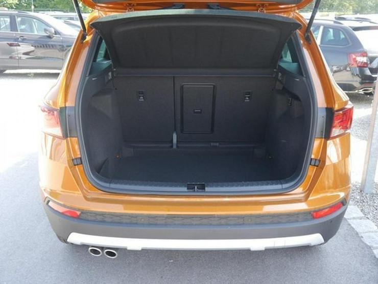 Bild 5: SEAT Ateca 1.4 TSI XCELLENCE * AHK * ACC * VOLL-LED * NAVI * PARKLENKASSISTENT * SHZG * 18 ZOLL
