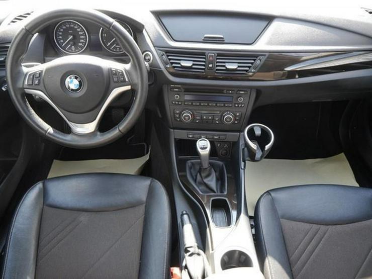 Bild 6: BMW X1 sDrive 18d XLINE * XENON * PARKTRONIC * SITZHEIZUNG * TEILLEDER * TEMPOMAT