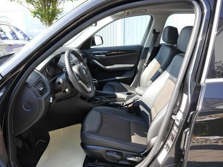 Bild 4: BMW X1 sDrive 18d XLINE * XENON * PARKTRONIC * SITZHEIZUNG * TEILLEDER * TEMPOMAT