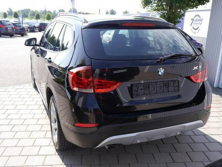 Bild 2: BMW X1 sDrive 18d XLINE * XENON * PARKTRONIC * SITZHEIZUNG * TEILLEDER * TEMPOMAT