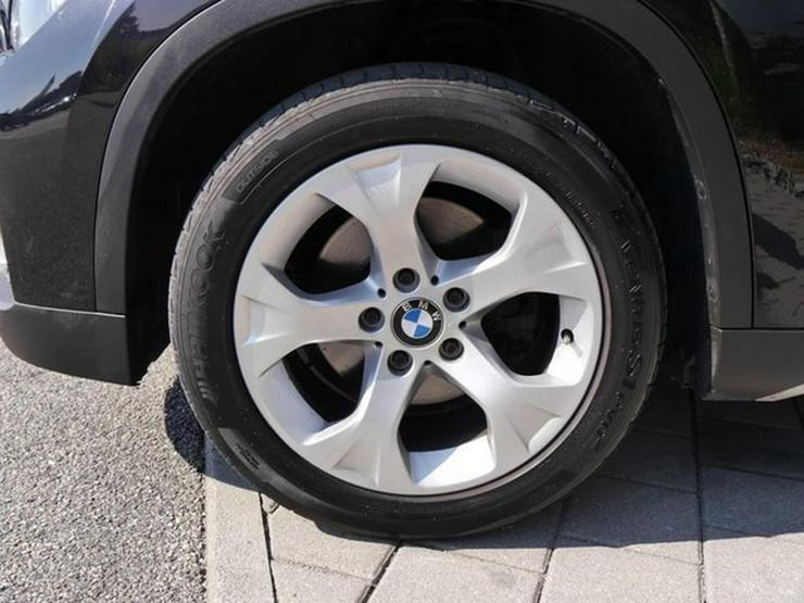 Bild 3: BMW X1 sDrive 18d XLINE * XENON * PARKTRONIC * SITZHEIZUNG * TEILLEDER * TEMPOMAT