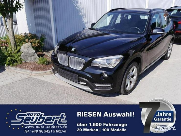 BMW X1 sDrive 18d XLINE * XENON * PARKTRONIC * SITZHEIZUNG * TEILLEDER * TEMPOMAT