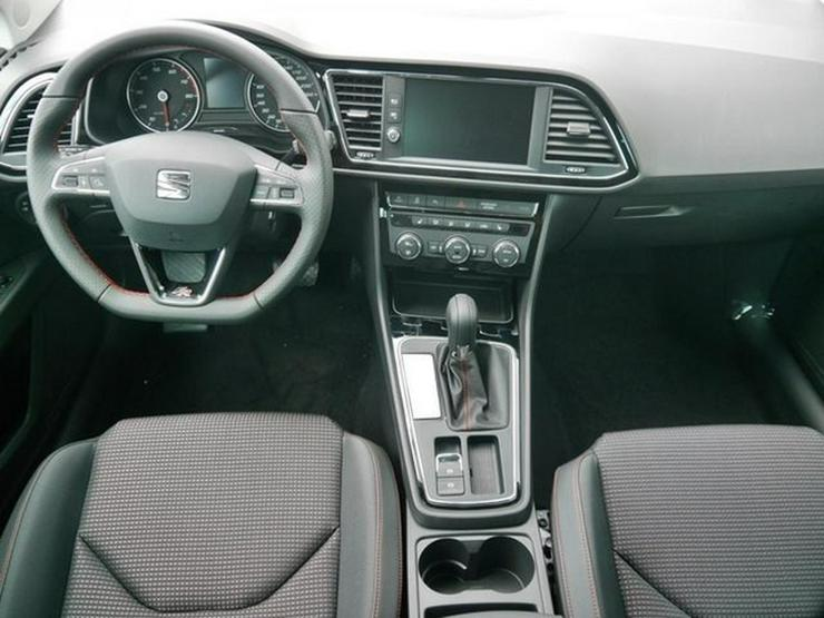 Bild 6: SEAT Leon ST 1.4 TSI DSG ACT FR * NAVI * VOLL-LED * WINTERPAKET * PDC * SITZHEIZUNG * TEMPOMAT