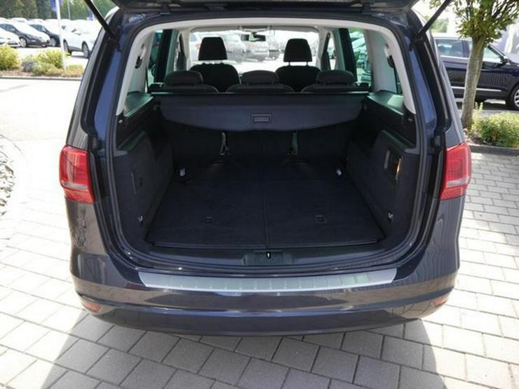 Bild 5: VW Sharan 1.4 TSI COMFORTLINE * BMT * WINTERPAKET * STANDHEIZUNG * PARKTRONIC * SHZG * 7-SITZER