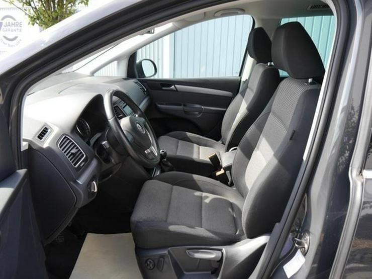 Bild 4: VW Sharan 1.4 TSI COMFORTLINE * BMT * WINTERPAKET * STANDHEIZUNG * PARKTRONIC * SHZG * 7-SITZER