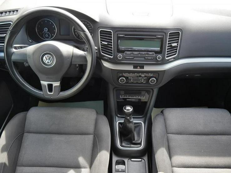 Bild 6: VW Sharan 1.4 TSI COMFORTLINE * BMT * WINTERPAKET * STANDHEIZUNG * PARKTRONIC * SHZG * 7-SITZER
