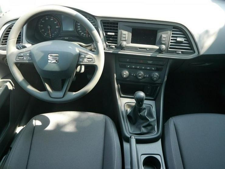Bild 5: SEAT Leon 1.2 TSI REFERENCE * WINTERPAKET * PDC * SITZHEIZUNG * TEMPOMAT * KLIMAAUTOMATIK