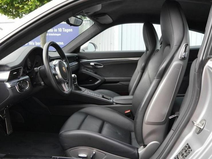 Bild 4: PORSCHE 911 (991) Carrera S * SPORTABGASANLAGE * SPORT CHRONO PAKET * 20 ZOLL * LEDER * NAVI