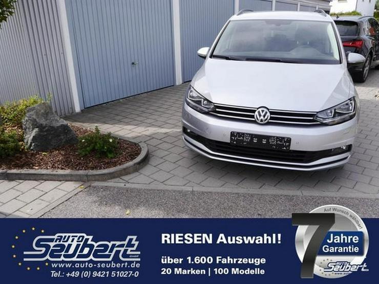 VW Touran 1.4 TSI COMFORTLINE * ACC * NAVI * RÜCKFAHRKAMERA * WINTERPAKET * PDC * 7-SITZER - Touran - Bild 1