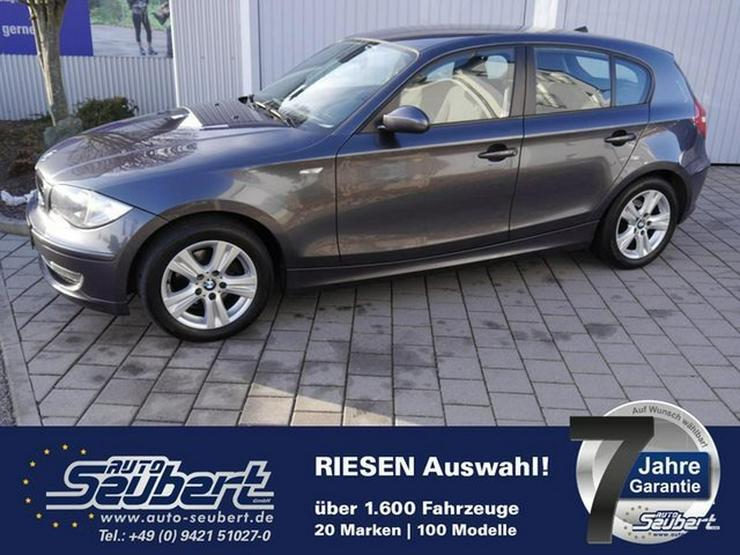 BMW 116i COMFORT & ADVANTAGE PAKET * PARKTRONIC * TEMPOMAT * KLIMA * LM-FELGEN 16 ZOLL