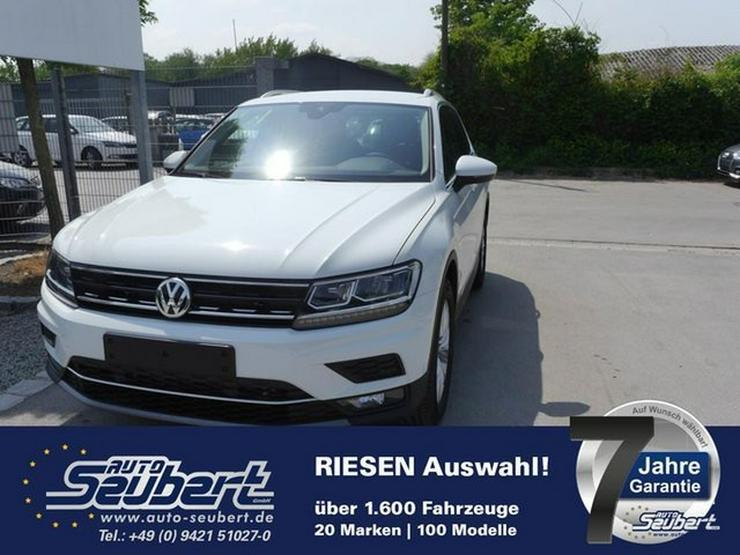 VW Tiguan 2.0 TSI DSG 4MOTION HIGHLINE * NAVI * LED-SCHEINWERFER * ACC * PDC * SHZG * 18 ZOLL