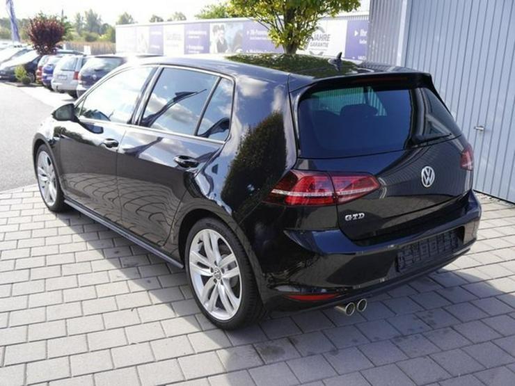 Bild 2: VW Golf VII 2.0 TDI DPF DSG GTD * BMT * SPORT&SOUND * ACTIVE LIGHTING SYSTEM * NAVI * 18 ZOLL