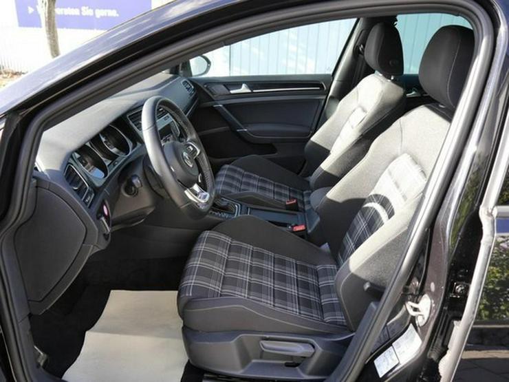 Bild 4: VW Golf VII 2.0 TDI DPF DSG GTD * BMT * SPORT&SOUND * ACTIVE LIGHTING SYSTEM * NAVI * 18 ZOLL
