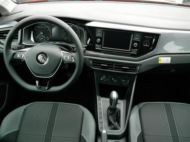 Bild 6: VW Polo 1.0 TSI DSG HIGHLINE * SOFORT * PARKTRONIC * SITZHEIZUNG * NSW * LM-FELGEN 15 ZOLL