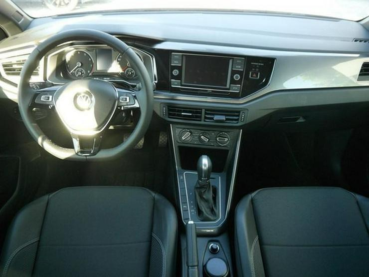 Bild 6: VW Polo 1.0 TSI DSG HIGHLINE * STYLE-PAKET * PARKTRONIC * SITZHEIZUNG * NSW * LM-FELGEN 15 ZOLL